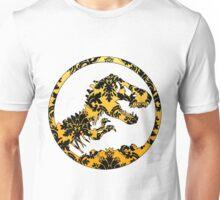 Jurassic Floral V3 Unisex T-Shirt