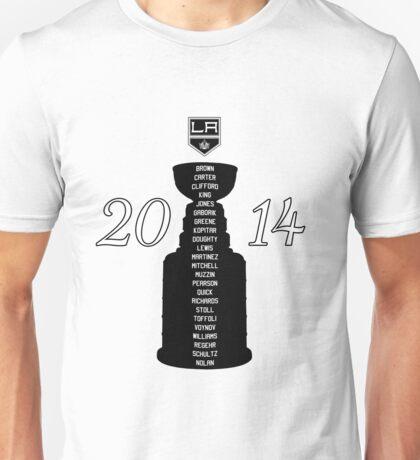 LA Kings Stanley Cup 2014 Unisex T-Shirt