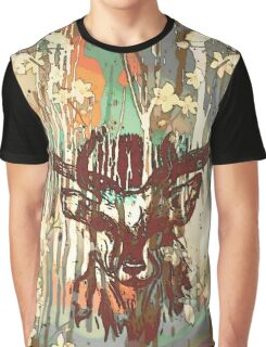 Dream Stag Graphic T-Shirt