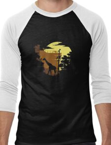 the last of us Men's Baseball ¾ T-Shirt