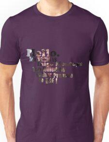 My Name is Inigo Montoya Unisex T-Shirt