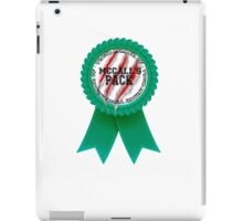 Proud Member of McCall's Pack Green iPad Case/Skin
