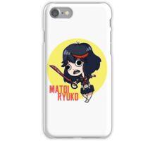 Matoi Ryuuko iPhone Case/Skin