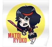 Matoi Ryuuko Poster
