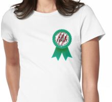 Proud Member of The Hale Family Green Womens Fitted T-Shirt