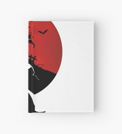 Haunted House Hardcover Journal