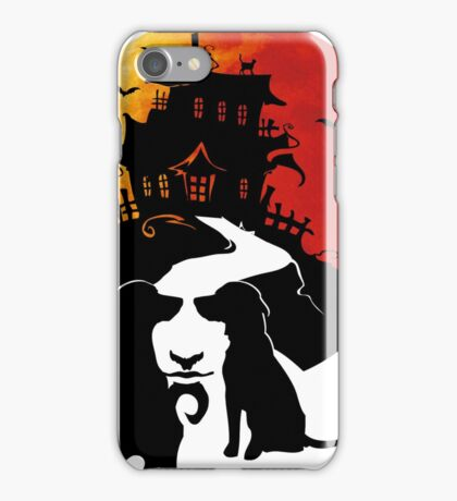 Haunted House iPhone Case/Skin