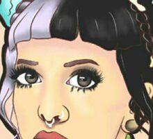 """Melanie Martinez """"Milk and Cookies"""" Sticker"""