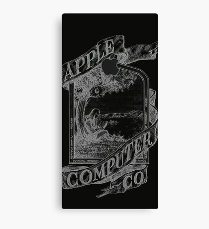 og apple Canvas Print