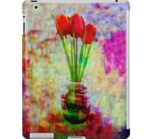 Three Tulips iPad Case/Skin