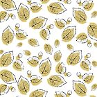 Plant Leaves Pattern by TheMaker