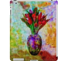 Tulip Fire iPad Case/Skin