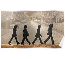 The Beatles ~ Abbey Road Poster