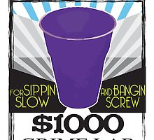 $1000 Cup of Drank by Maestro Hazer