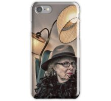 A Mysterious Woman  iPhone Case/Skin