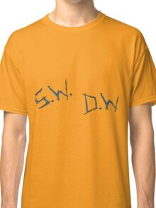 Sam and Dean Winchester Initials Classic T-Shirt
