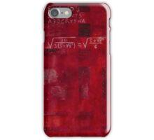 Euclid's Elements Apocrypha iPhone Case/Skin