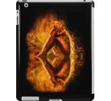 The Spirit and the Fire iPad Case/Skin