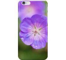 Clematis iPhone Case/Skin