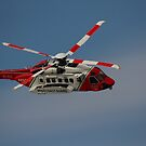Sikorsky S-92 - Rescue 118 by Jon Lees