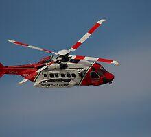 Sikorsky S-92 - Rescue 118 by Jon Lees