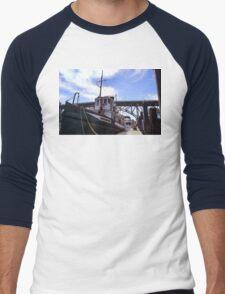by the docks Men's Baseball ¾ T-Shirt