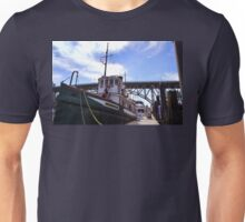 by the docks Unisex T-Shirt