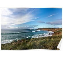 Beautiful Godrevy Poster