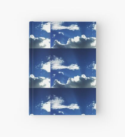 Through the Clouds Hardcover Journal