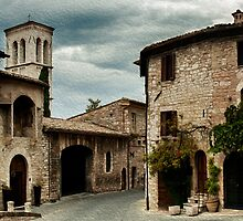 Assisi by Jon Holland