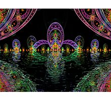 Spectacular Lights Photographic Print