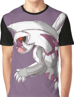 Spacial Rend Graphic T-Shirt