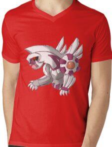 Spacial Rend Mens V-Neck T-Shirt
