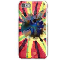 Explosive Sun iPhone Case/Skin
