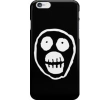 mighty boosh iPhone Case/Skin
