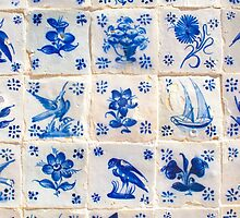 hand painted portuguese tiles by terezadelpilar ~ art & architecture