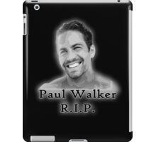 Walker RIP iPad Case/Skin