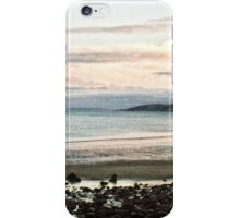Llanddonna & Puffin Island  iPhone Case/Skin