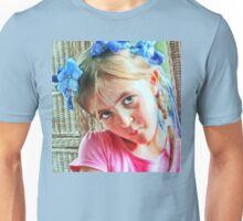 A Floral Crown Unisex T-Shirt