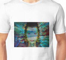 Lady Gaia Unisex T-Shirt