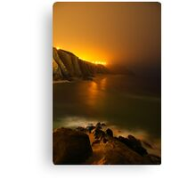 Magic Light Canvas Print