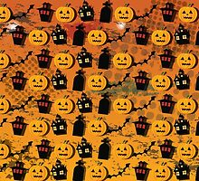 Halloween wallpaper by BlueLela