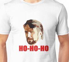 Hans Gruber. Ho Ho Ho. Christmas Design Unisex T-Shirt