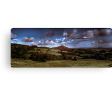 Four Tree Hill Canvas Print