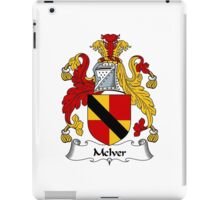 McIver Coat of Arms / McIver Family Crest iPad Case/Skin