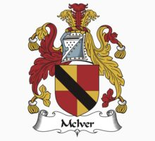 McIver Coat of Arms / McIver Family Crest by ScotlandForever