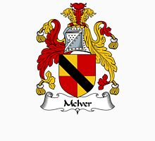 McIver Coat of Arms / McIver Family Crest Unisex T-Shirt