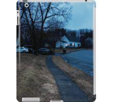 Isolated iPad Case/Skin