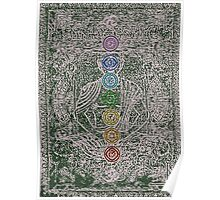 The Seven Chakras (Ancient) Poster