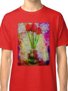 Three Tulips Classic T-Shirt